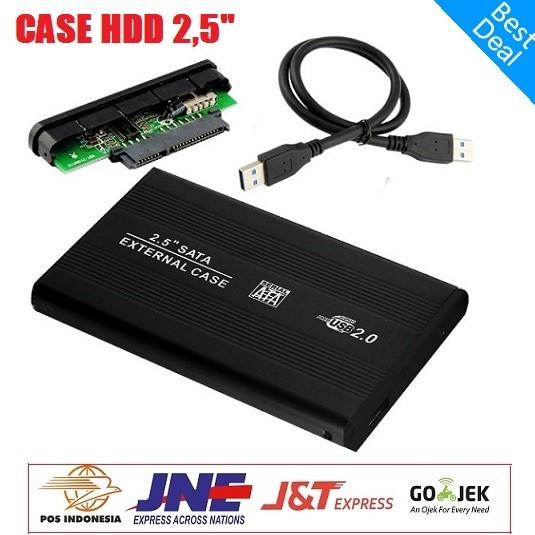 harga Casing hdd hardisk 2.5 inch sata external case usb 2.0. hardisk laptop Tokopedia.com