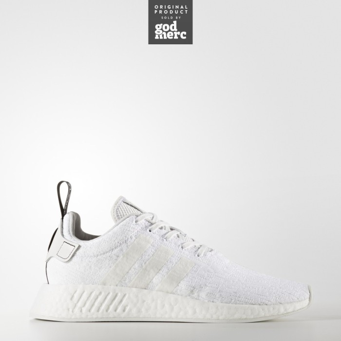 best cheap 4243f 541dd Jual ORIGINAL Adidas NMD R2 Sepatu White Men BY9914 - Kota Bekasi - Godmerc  | Tokopedia