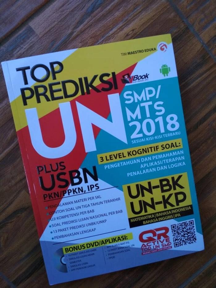 Top prediksi un smp/mts 2018