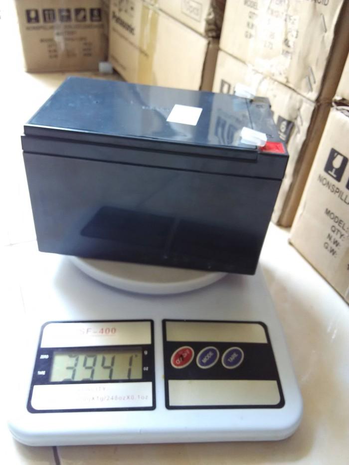 harga Aki accu baterai kering ups 12v 12ah sepeda listrik Tokopedia.com