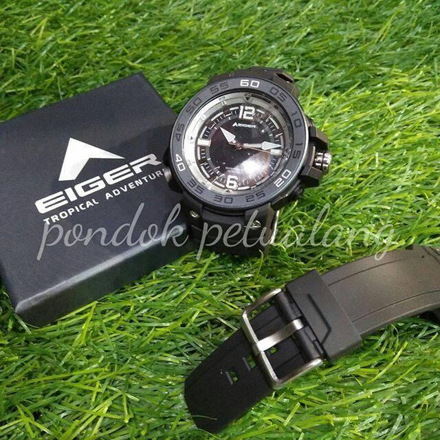 harga Jam Tangan Eiger annapurna Watch,blk,nos art. 910003360001 Tokopedia.com