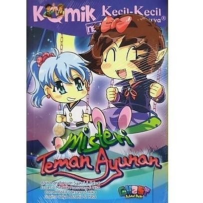 harga Buku komik kkpk next g - misteri teman ayunan Tokopedia.com