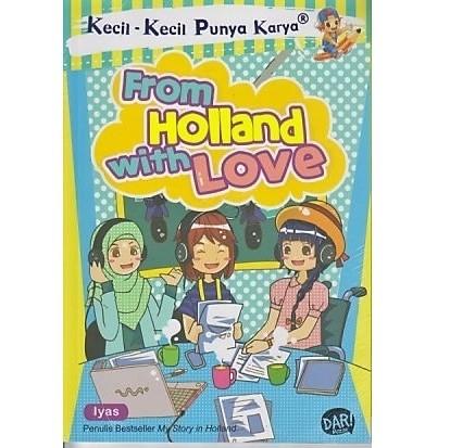harga Buku kkpk - from holland with love Tokopedia.com