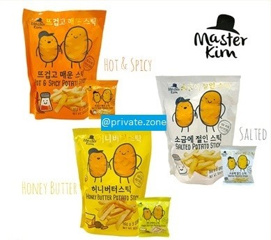 harga Snack import master kim potato stick 80g (lebih enak dari jagabee) Tokopedia.com
