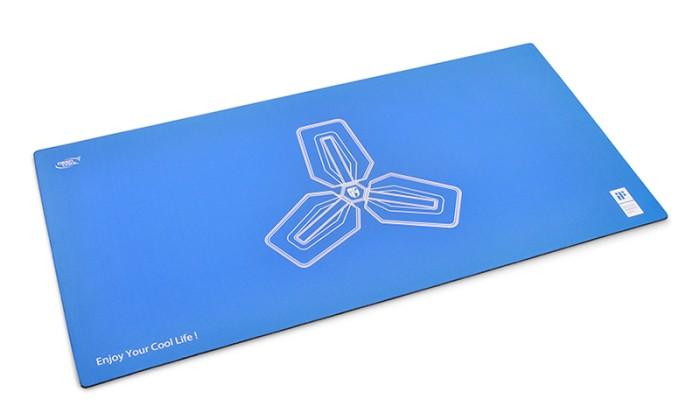 Foto Produk Deepcool D-Pad - Big Size Excellent Tracking Gaming Mouse Pad dari JOJO Comptech