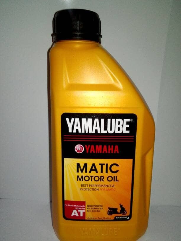 harga Oli motor / oli yamalube matic 800ml 20w-40 Tokopedia.com