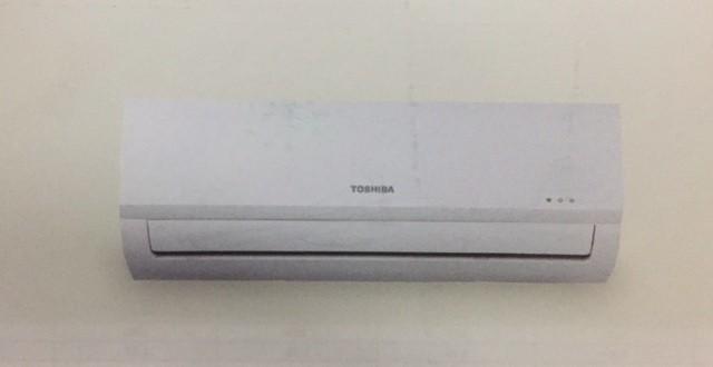 AC SPLIT TOSHIBA 15 PK R410A RAS 13BKS ID STANDARD CHINA