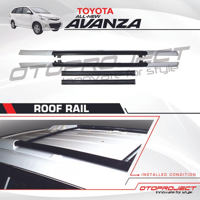 harga Roof rail model x trail all new avanza Tokopedia.com