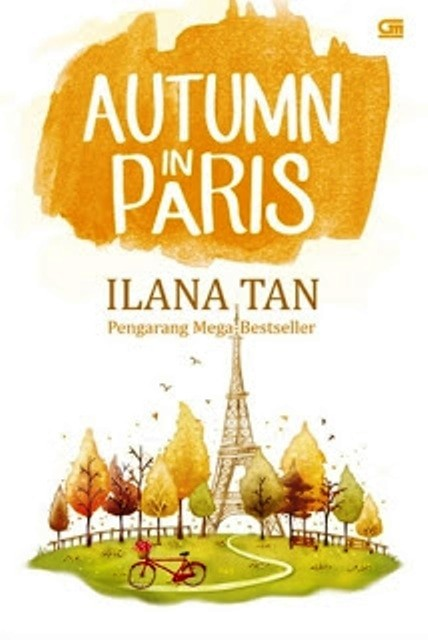 Ebook Novel Ilana Tan Winter In Tokyo