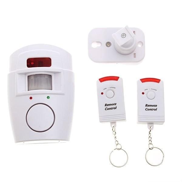 harga Alarm sensor gerak dengan remote control 105db Tokopedia.com