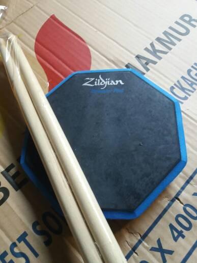 harga Pad drum 10 inchi murah bonus stick sepasang Tokopedia.com