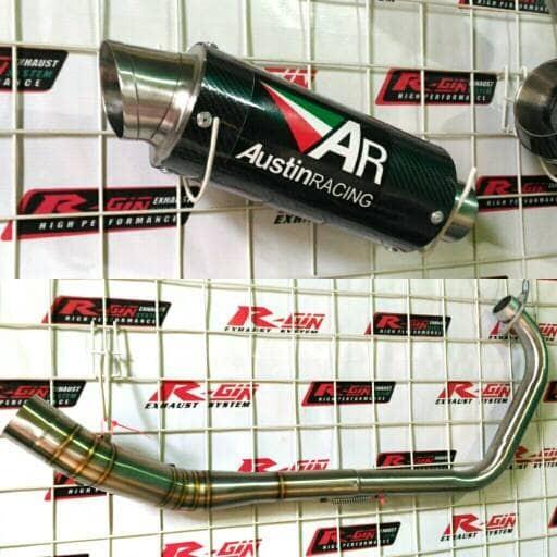 harga Knalpot racing suzuki gsx 150r/s r150 satria 150 f fu ar austin carbon Tokopedia.com