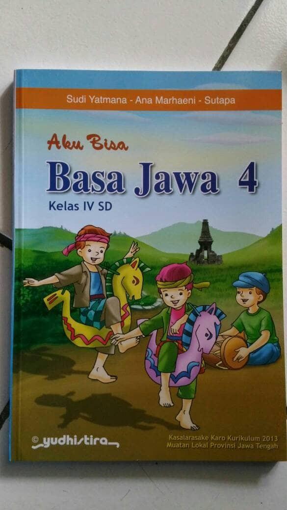Buku Bahasa Jawa Kelas 4 Kurikulum 2013 Guru Ilmu Sosial
