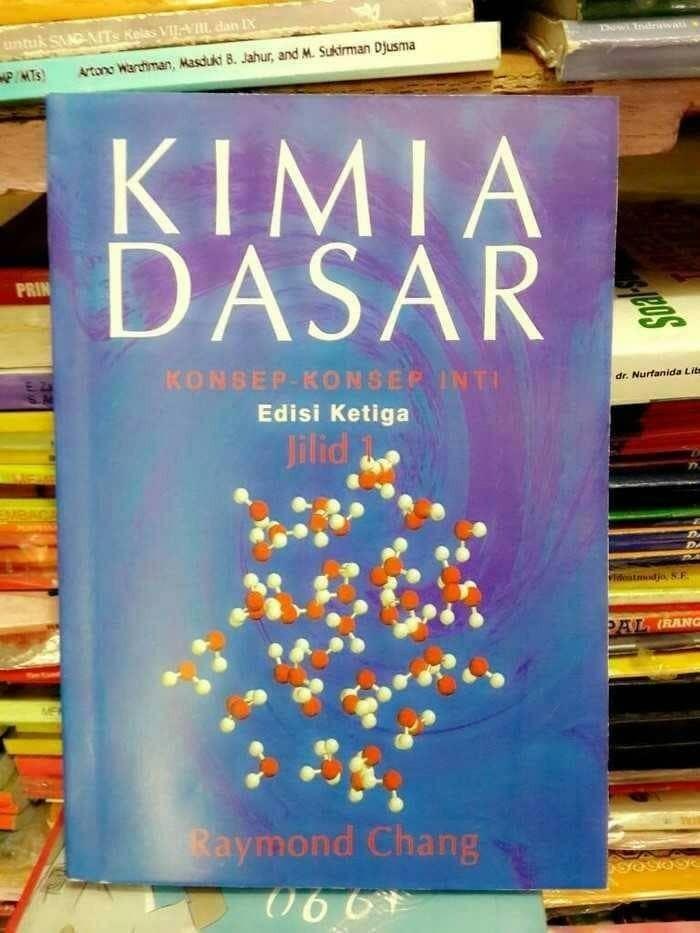 harga Kimia dasar buku 1 by raymond chang Tokopedia.com