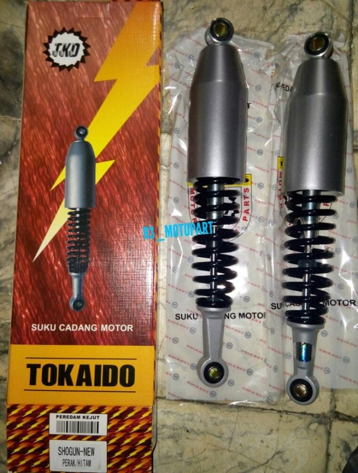 harga Shockbreaker/shock belakang shogun 110 new tokaido Tokopedia.com