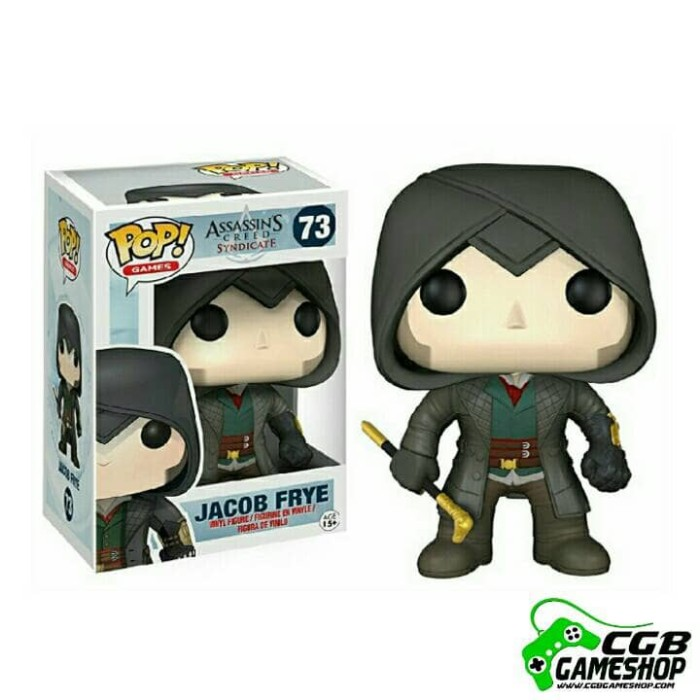 Jual Funko Pop Assassin S Creed Sydicate Jacob Frye Jakarta