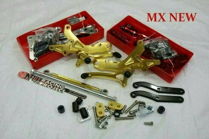 harga Underbone nui m sato v2 cb150r ninja mx new sat-fu / underbone nui Tokopedia.com