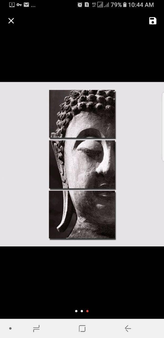 harga Lukisan budha buda buddha membawa berkahpeace & kebahagiaan p1 Tokopedia.com