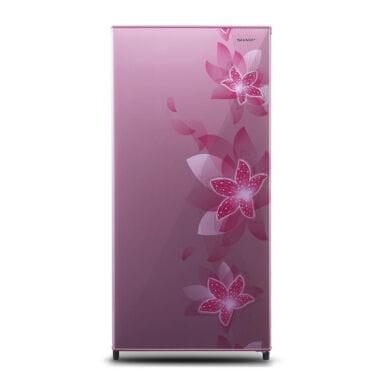 harga Sharp kulkas 1 pintu - sj-n166f-fp -putih - murah meriah -garansi resm Tokopedia.com