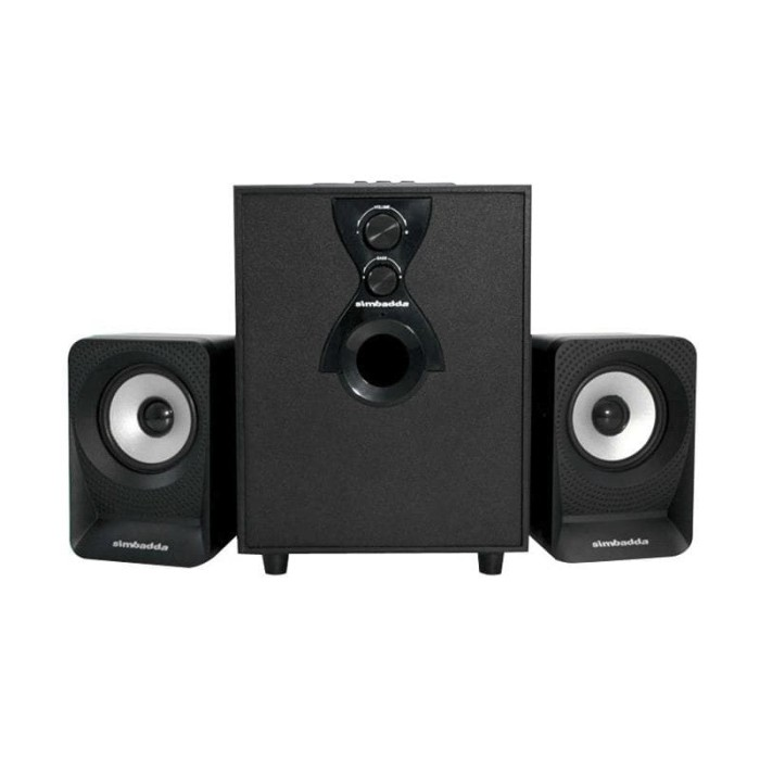 harga Speaker aktif simbadda cst 1900+ (includes usb port,radio,blutooth) Tokopedia.com
