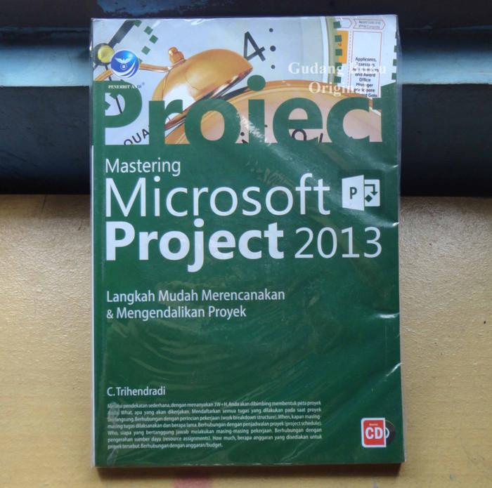harga Mastering microsoft project 2013 Tokopedia.com