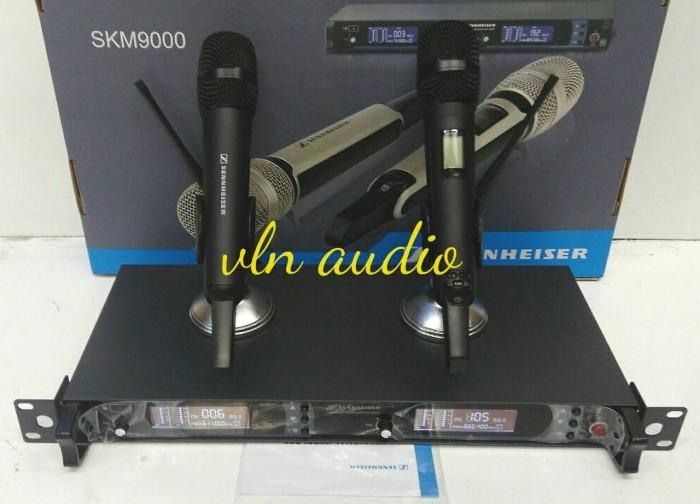 harga Mic wireless sennheiser skm-9000 (bisa ubah frequency) Tokopedia.com