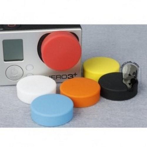 TMC Silicone Lens Cap For Xiaomi Yi HR135 Yellow