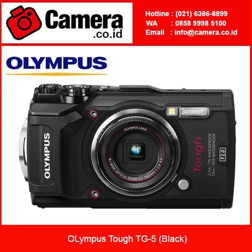 harga Olympus tough tg-5 black /kamera underwater Tokopedia.com