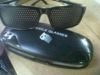 Jual Wow. Kacamata Pinhole Terapi Kesehatan Ok. - lautangrosir ... 9cc4b0e345