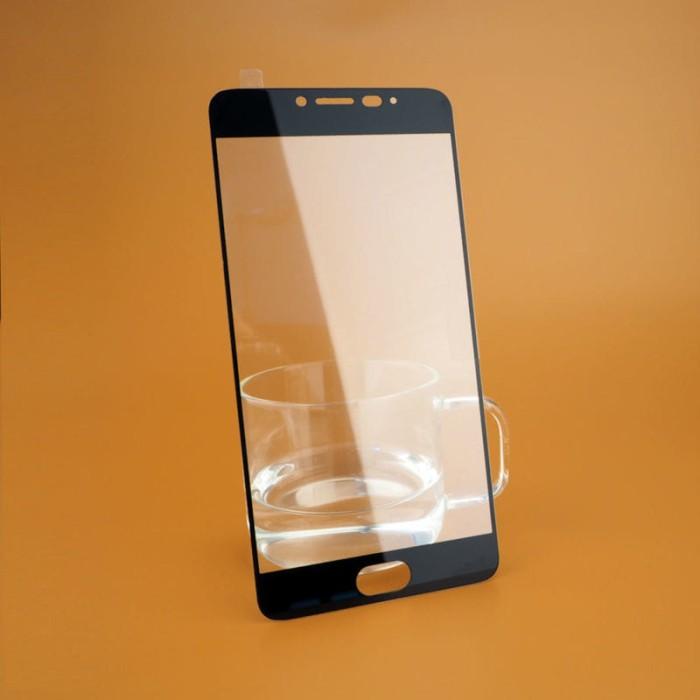 Tempered Glass Full 3D Meizu M3 Note Anti Gores Kaca Warna Note 3 .