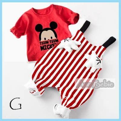 harga Baju setelan pesta jumpsuit anak baby bayi cowok cewek unisex as78-g Tokopedia.com