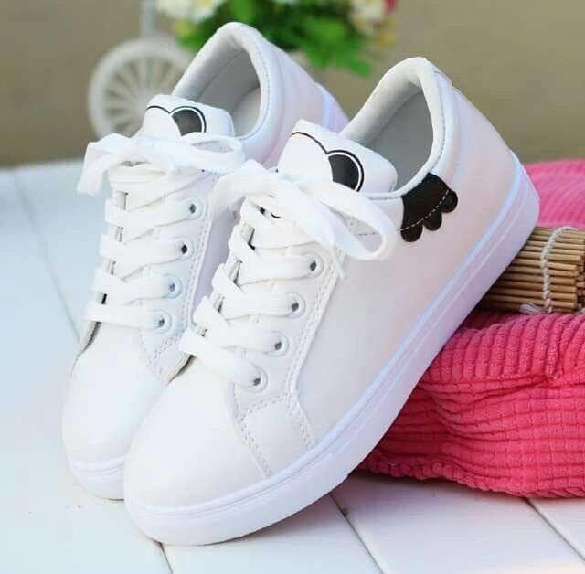 Sepatu Sneakers Wanita Panda Hitam Hitam Termurah - Daftar Harga ... 01f96c8c95