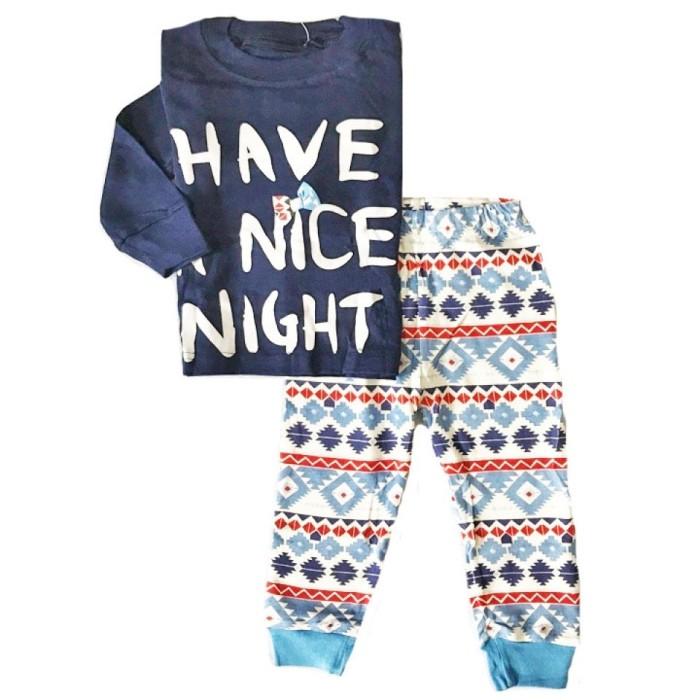 harga Baju tidur anak laki-laki/piyama boy gap hongkong have nice night Tokopedia.com