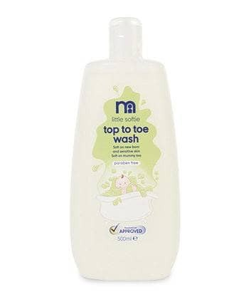 harga Mothercare Baby Top To Toe Wash 500ml / Sabun + Shampoo Bayi Tokopedia.com
