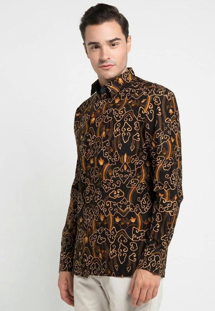 harga Kemeja Batik Pria Modern Branded Arthesian Original Exclusive Handmade Tokopedia.com