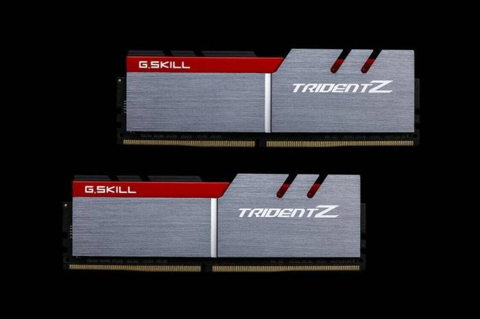 harga Ram gskill trident z ddr4 32gb (2x16gb) pc2800 f4-2800c14d-32gtz Tokopedia.com