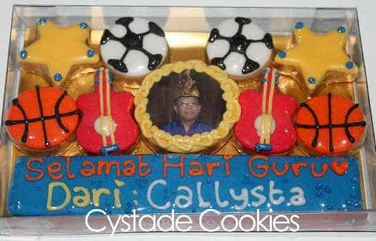 Jual Hadiah Hari Guru Naik Kelas Icing Cookies Kukis Hias Kab Bogor Kukis Hias By Cystade Tokopedia