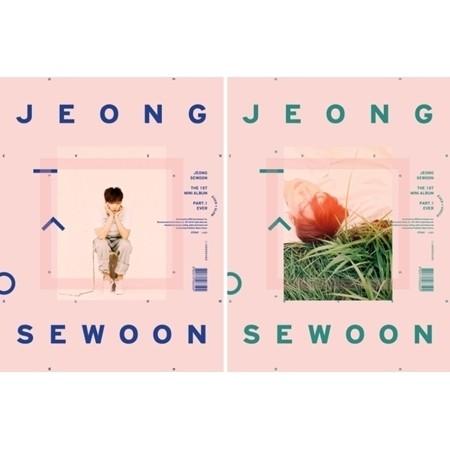 harga Jeong sewoon - ever album Tokopedia.com