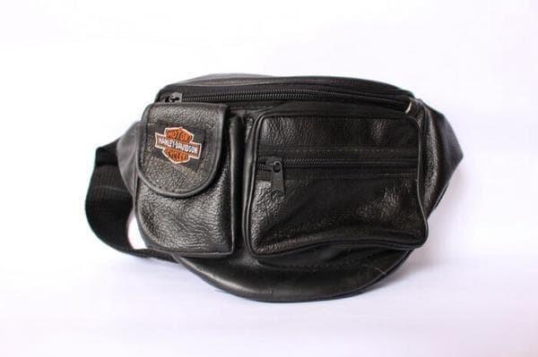 harga Tas pinggang kulit asli ( home industri ) Tokopedia.com