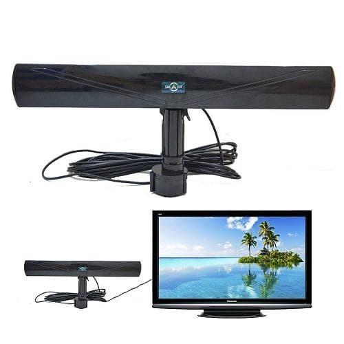 harga Antena led tv menggunakan remot dan boster intra smart int-1000gt Tokopedia.com