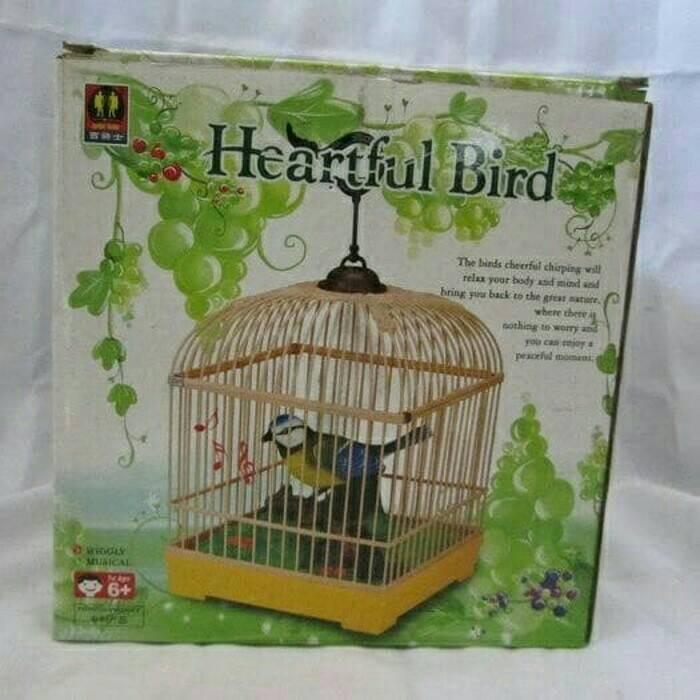 harga Mainan burung sangkar kotak Tokopedia.com