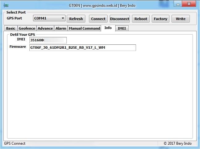 Jual Flash GT06N Firmware GT06N GT06F_30_61DM2R1_B25E_R0_V17_L_WM - Kota  Bandung - polosan bandung murah   Tokopedia