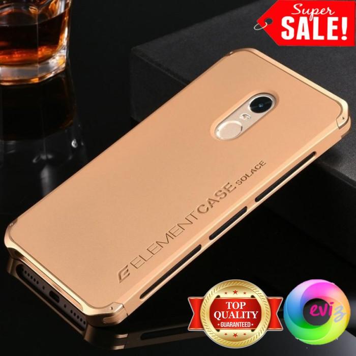 premium selection d6464 f0460 Jual Element Case Solace Xiaomi Redmi Note 4X - Stylish Pure Gold - Jakarta  Barat - Eviz   Tokopedia
