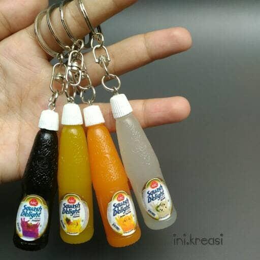 harga Gantungan kunci miniatur sirup abc Tokopedia.com