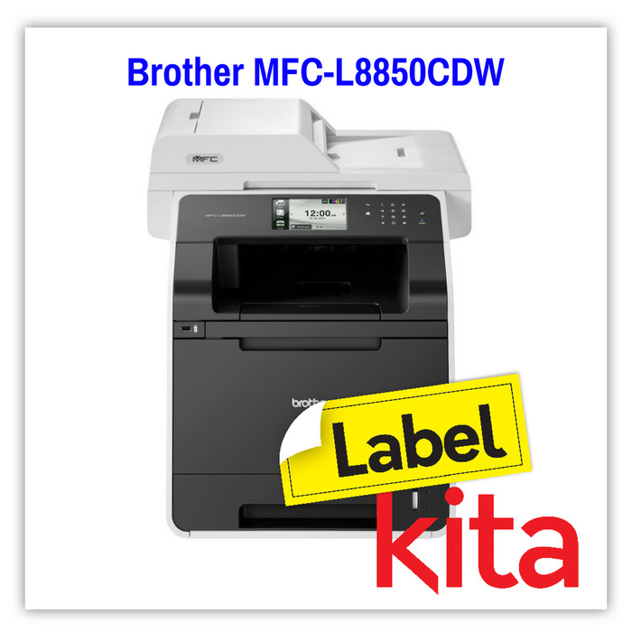 BROTHER MFC-L8850CDW LAN DRIVER