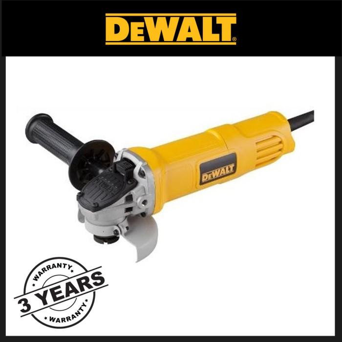 Dewalt pt 125mm 850w sag with paddle switch dwe8210pl-b1