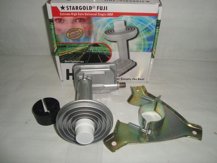 harga Lnb ku band stargold fuji sg-900 (prime fokus) Tokopedia.com