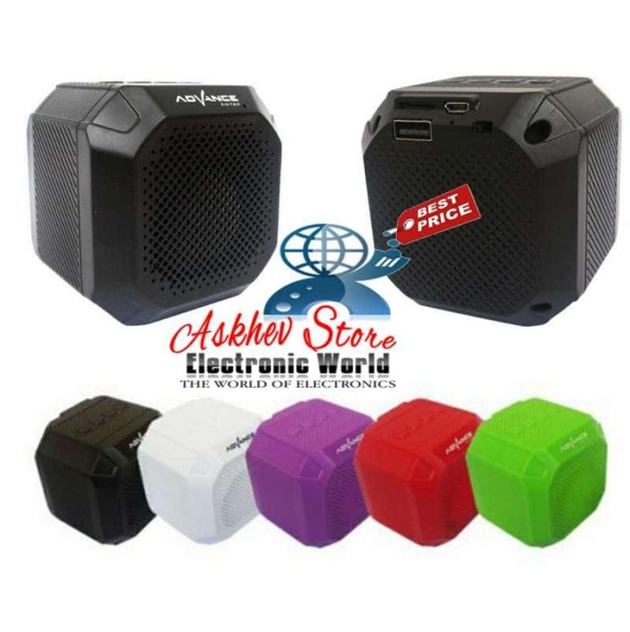harga Advance speaker es010n xtra power sound bluetooth subwoofer system Tokopedia.com