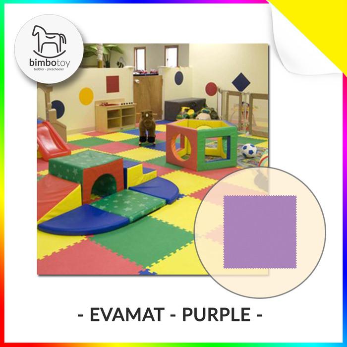 Evamat 30x30cm - Purple