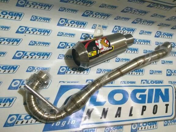harga Knalpot racing klx 150 bf kawahara racing custom Tokopedia.com